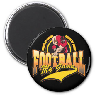 Football My Game Refrigerator Magnets