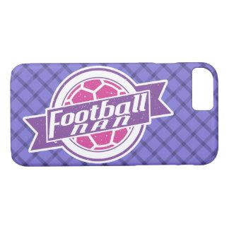 Football Nan (Grandmother) iPhone 8/7 Case
