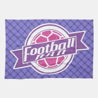 Football Nan (Grandmother) Tea Towel