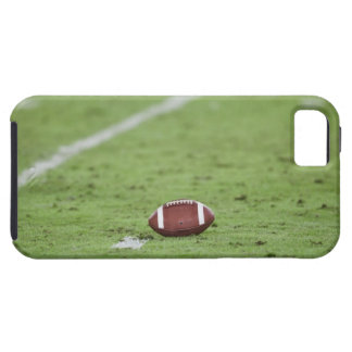 Football near yardage line. iPhone 5 cover