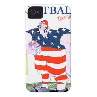 Football no prisoners, tony fernandes iPhone 4 cover