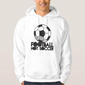 FOOTBALL not soccer! ball shirt