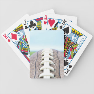 Football on Grass 2 Bicycle Playing Cards