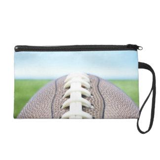 Football on Grass 2 Wristlet