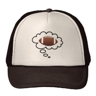 """""""Football On My Mind"""" Hat"""