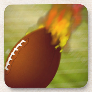 Football on the Fly Drink Coasters