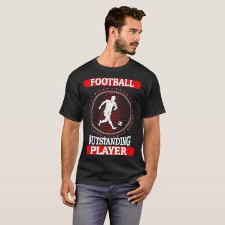 Football Outstanding Player Sports Outdoors Tshirt