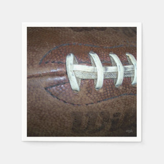 Football Paper Napkins