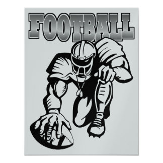Football Party by SRF 11 Cm X 14 Cm Invitation Card