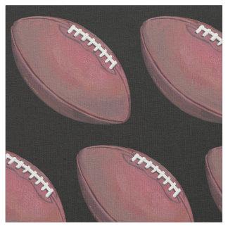 Football Pattern Fabric