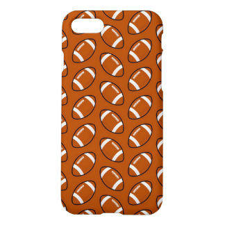 Football Pattern iPhone 7 Matte Case