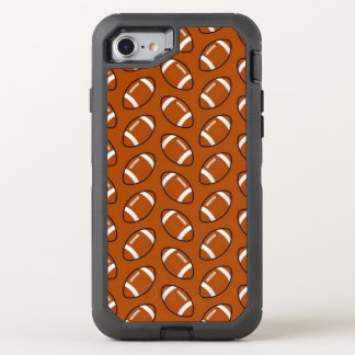 Football Pattern iPhone 7 Otterbox Case