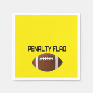 Football Penalty Paper Napkins