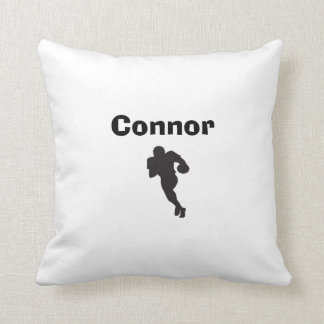 Football Personalized Pillow