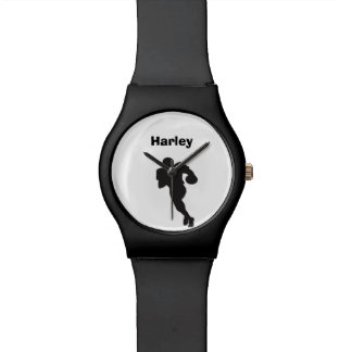 Football Personalized Watch
