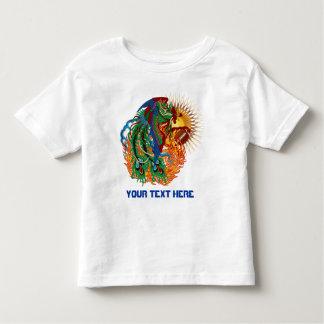 "Football Phoenix Bird ""Rise Again!"" Think you can? Toddler T-Shirt"