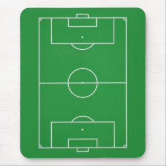 Football Pitch Mouse Mat