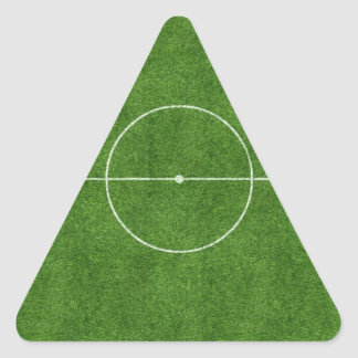 football pitch soccer footy grass design stickers