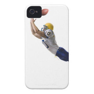 football player catching a pass Case-Mate iPhone 4 case