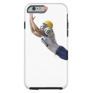 football player catching a pass tough iPhone 6 case