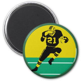 football player fridge magnets