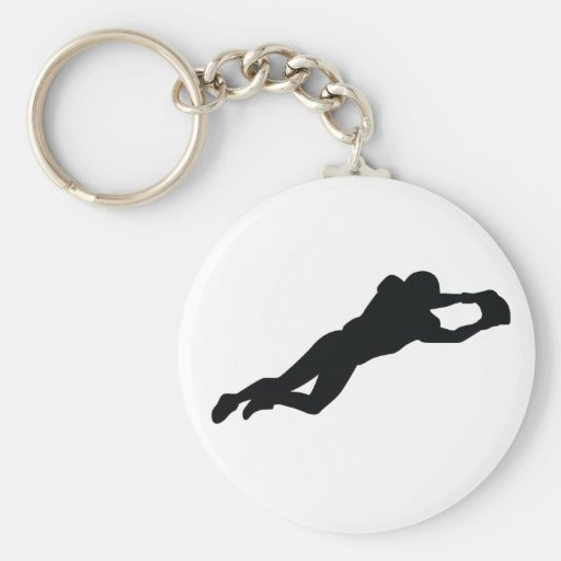 Football Player Key Chains