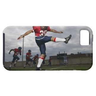 Football Player Kicking Football 2 iPhone 5 Covers