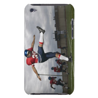 Football Player Kicking Football 2 iPod Touch Covers