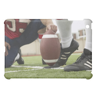 Football Player Kicking Football Case For The iPad Mini