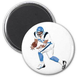 Football Player Fridge Magnet