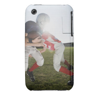 Football player tackling opponent iPhone 3 cover