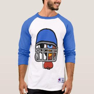 Football Player Zombie Turkey Tee Shirt