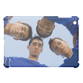 Football players huddled together iPad mini covers