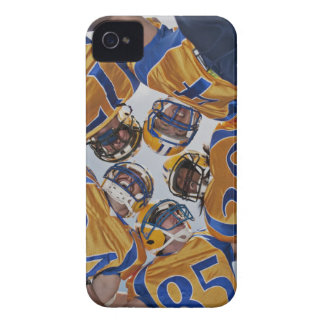 Football players in huddle iPhone 4 Case-Mate case