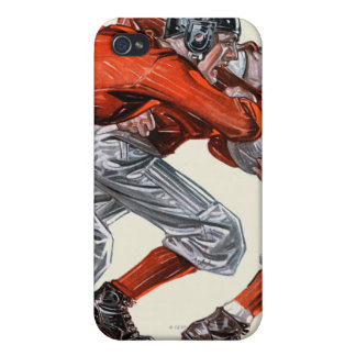 Football Players iPhone 4 Case