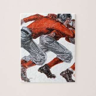 Football Players Jigsaw Puzzle