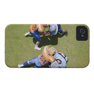 Football players playing football 2 Case-Mate iPhone 4 case
