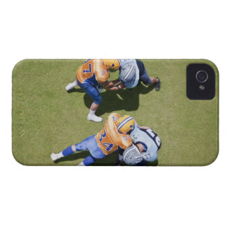 Football players playing football 2 iPhone 4 Case-Mate case