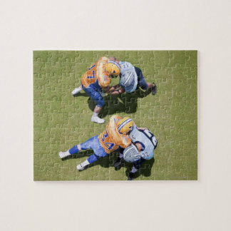 Football players playing football 2 jigsaw puzzle