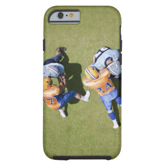 Football players playing football 2 tough iPhone 6 case