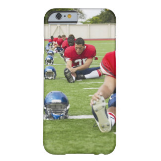 Football Players Stretching Barely There iPhone 6 Case