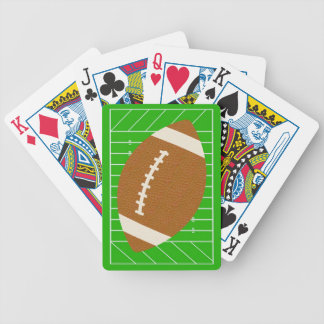 Football Playing Cards Deck
