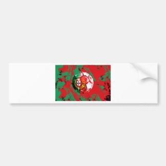 football portugal bumper sticker