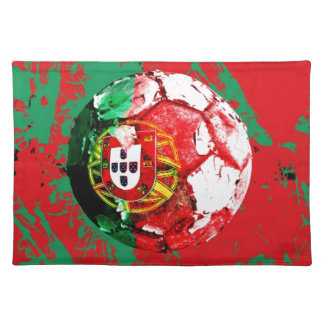 football portugal placemat