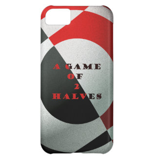 Football Red and Black iPhone 5C Case