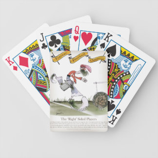 football right wing red kit bicycle playing cards