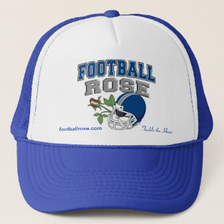 Football Rose Hat