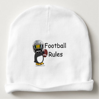 Football Rules! Baby Beanie