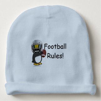 Football Rules! Baby Beanie