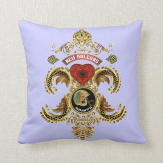 Football Saints Add your image Read About Design Pillows